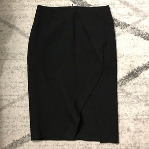 Zara Pencil Skirt w/ Slit